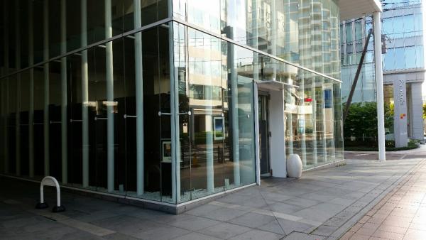 コンカード横浜ビルへの行き方