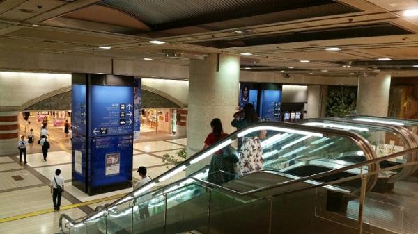 横浜駅-東口のそごう前