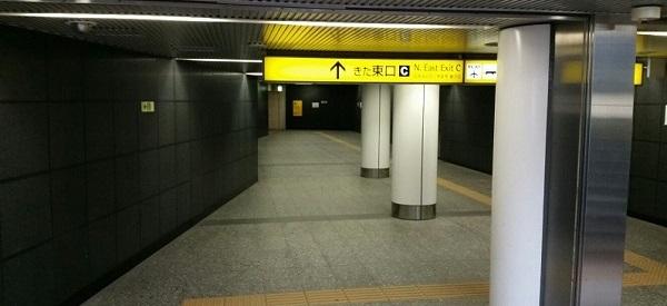 横浜駅_きた東口C