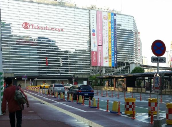 横浜駅-西口高島屋前