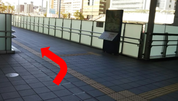 JR新横浜駅からニトリへの行き方