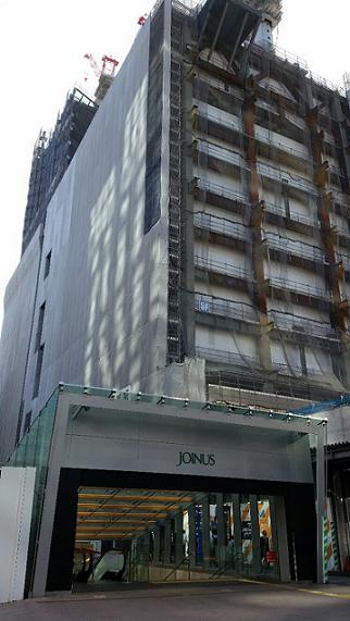 横浜駅西口-JR横浜タワー