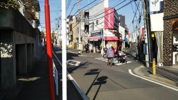 東横線菊名駅から横浜アリーナへ向かう