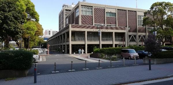 横浜市役所(旧舎)
