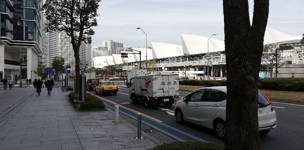 パシフィコ横浜前
