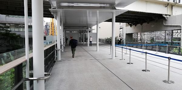 横浜駅はまレールウォーク